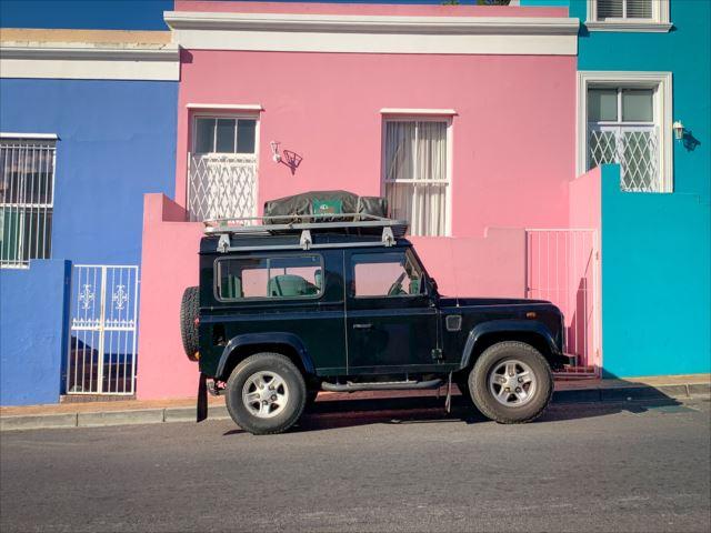 センスの良さが光る英国SUV車に乗ってみよう。